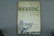 Complete Book of Shooting by Jack O'Connor Cover
