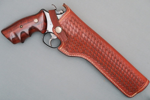 Smith & Wesson N Frame Revolver Holster with Gun