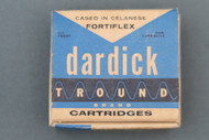 38 Special Dardick Tround Brand Cartridges Top