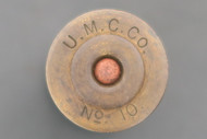 UMC Co. No. 10 Four Inch Brass Shot Shell Head Stamp