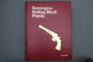 Remington Rolling Block Pistols by Jerry Landskron