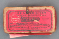 .32 Long Shot Rim Fire Cartridges by Remington Arms-Union Metallic Cartridge Co. Top