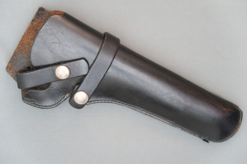 Hunter 1100K 52 Holster for Ruger Service/Security Six Revolver Front Side