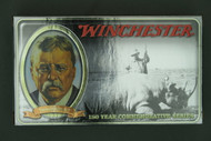 Winchester 405 Win 150 Year Commemorative Series Theodore Roosevelt Ammo Top