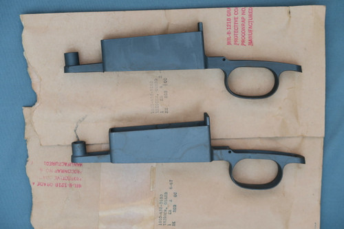 US 1903 Rifle Trigger Guard Marked S Left Side