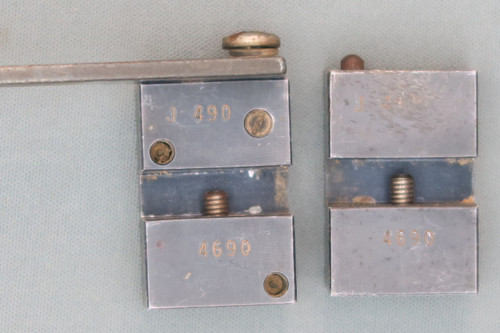 .490 Round Ball Mould Markings