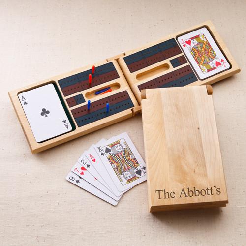 Cribbage Game Gift Set