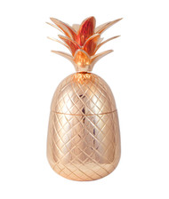 Copper Pineapple Mug