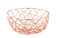 Copper Wire Storage Basket-6.7""