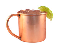16 oz Moscow Mule Copper Mug