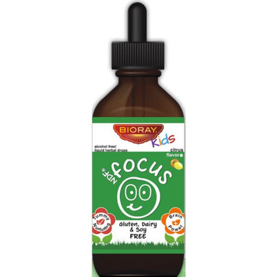 NDF Focus For Kids 2oz by Bioray