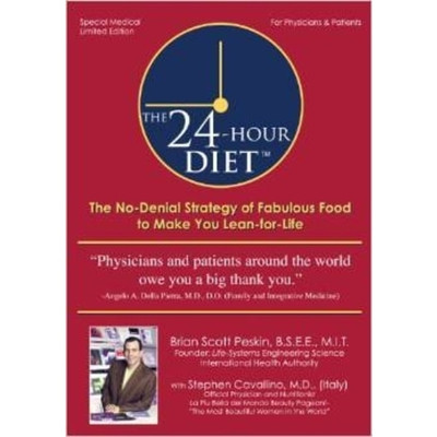 The 24 Hour Diet Book by Brian Peskin