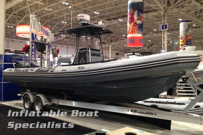 Zodiac REC PRO SERIES | Rec Pro 850 T-Top NEO 2017 with Yamaha Four Stroke