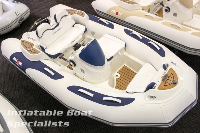 Avon Seasport Inflatable Boat | Seasport 360 NEO 2017 with Yamaha Four Stroke