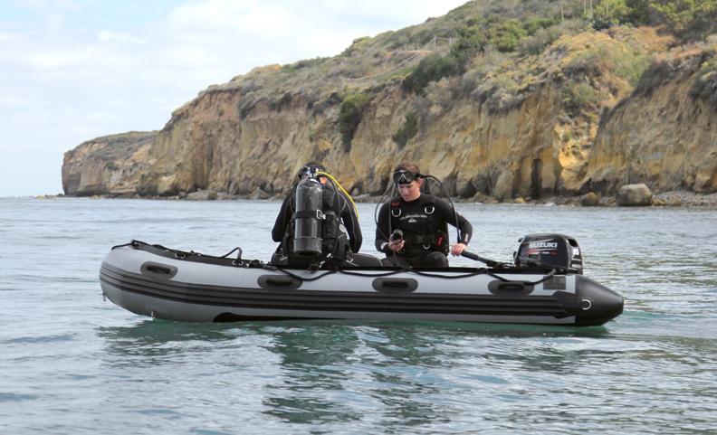 Inmar Professional Patrol Series Action Shot
