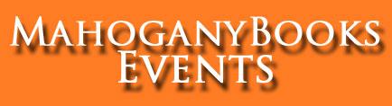MahoganyBooks Events