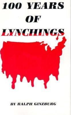 100 Years of Lynchings book image