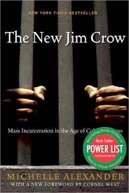 The New Jim Crow book image