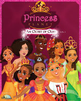 Princess Planet: An Octet of Odes - Volume 1 by Isreal Cook