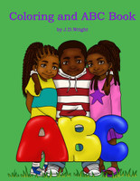Coloring and ABC Book by J.D. Wright