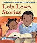 Lola Loves Stories (PB)
