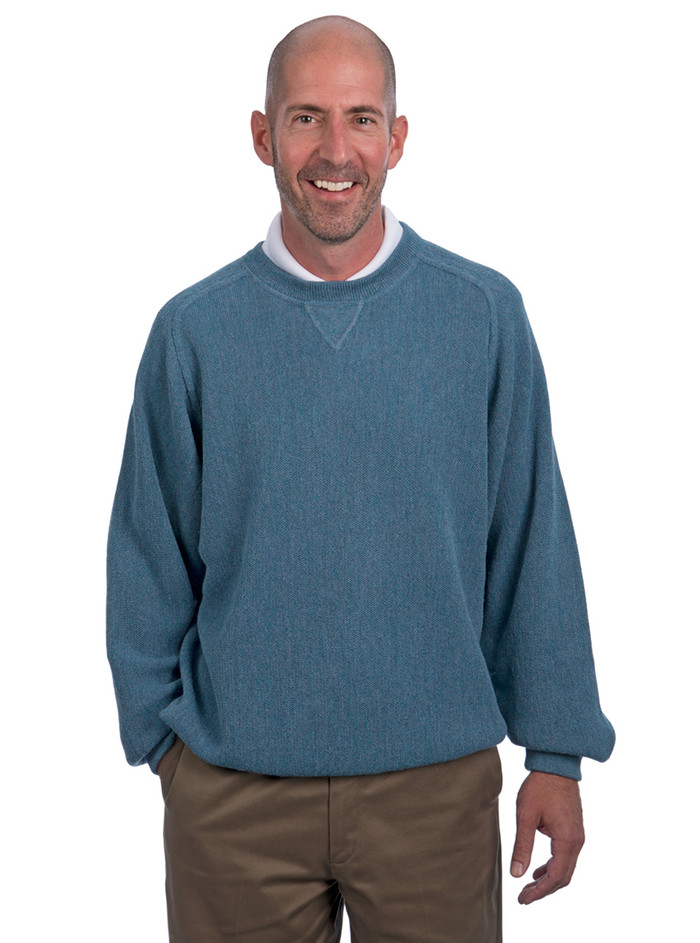 Alpaca Sweatshirt & Golf Sweater - More Colors