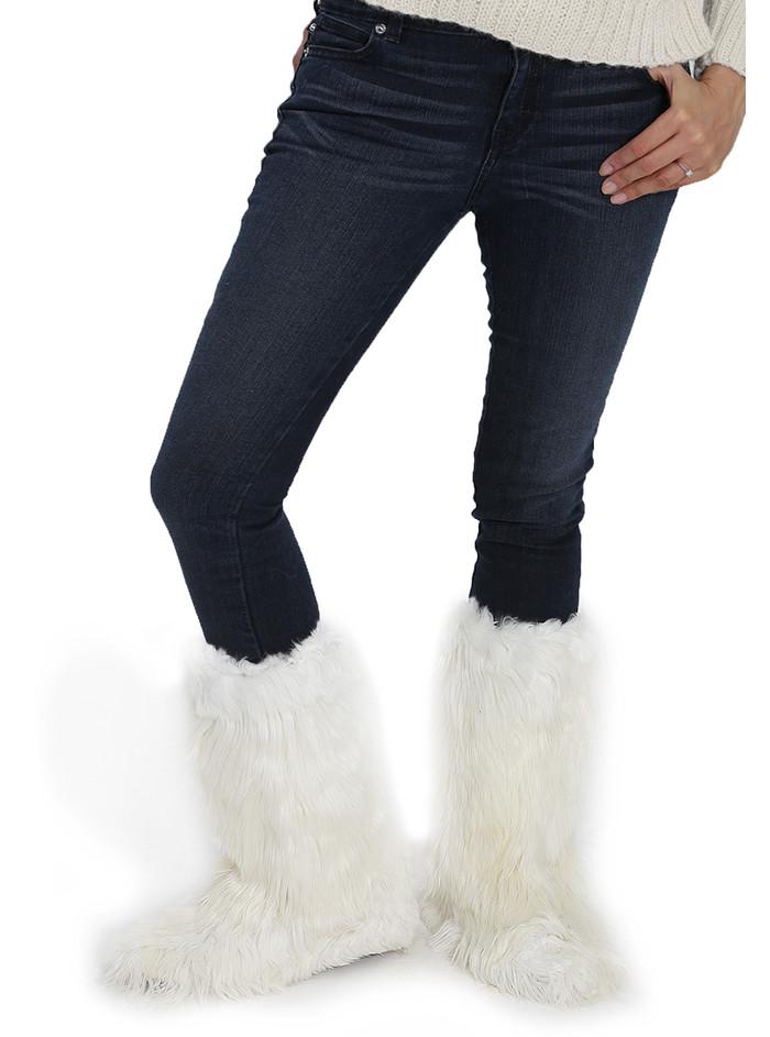 Apres Ski Suri Alpaca Fur Boots