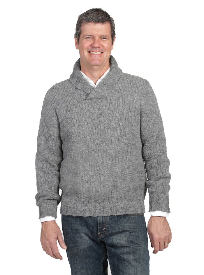 Alpaca Wool August Rush Pullover Sweater
