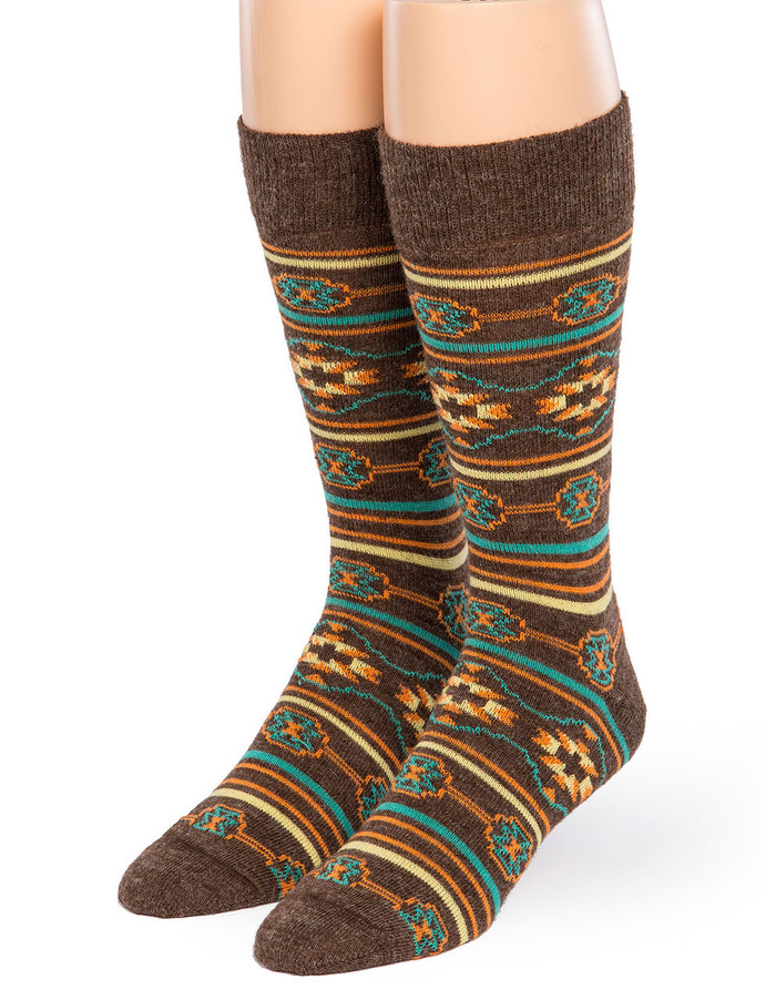 Southwest Alpaca Socks - *NEW*