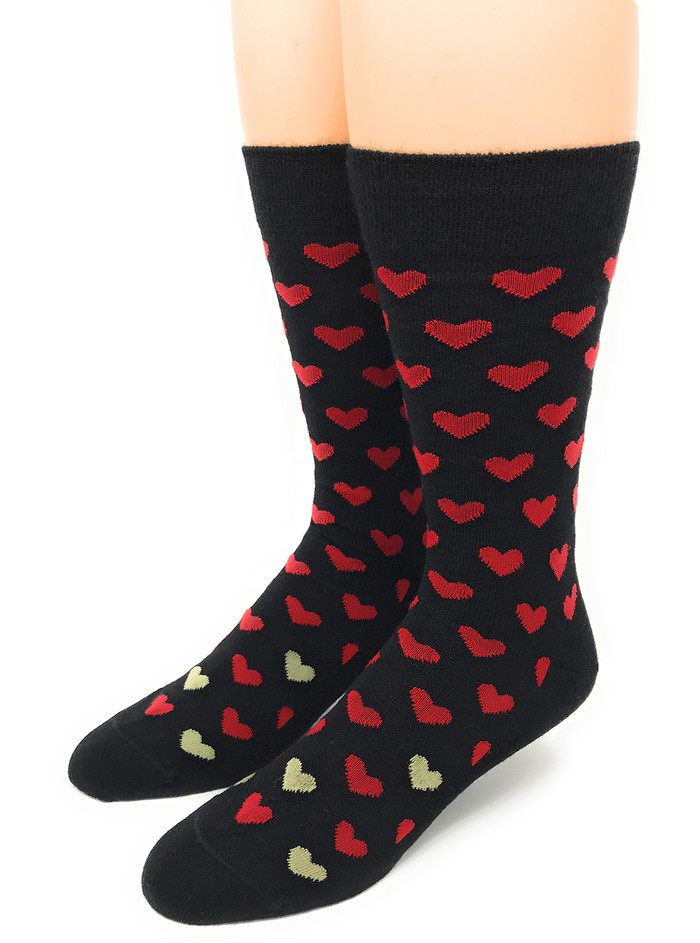 Found Hearts - Alpaca Socks