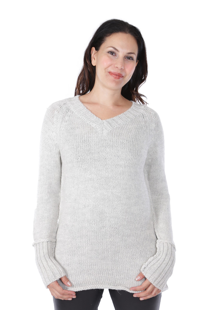 Knightley V-Neck Sweater