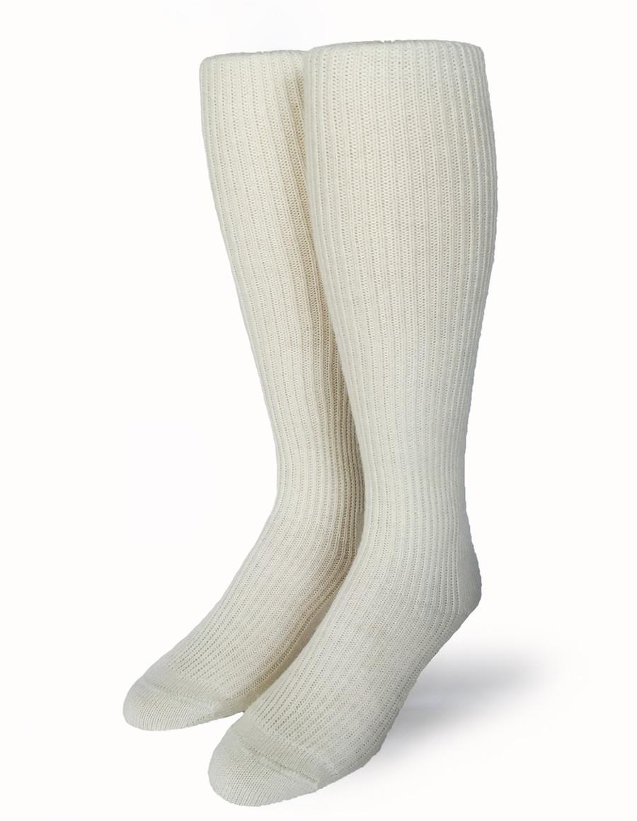 Old Fashioned Tender Tube Socks Front