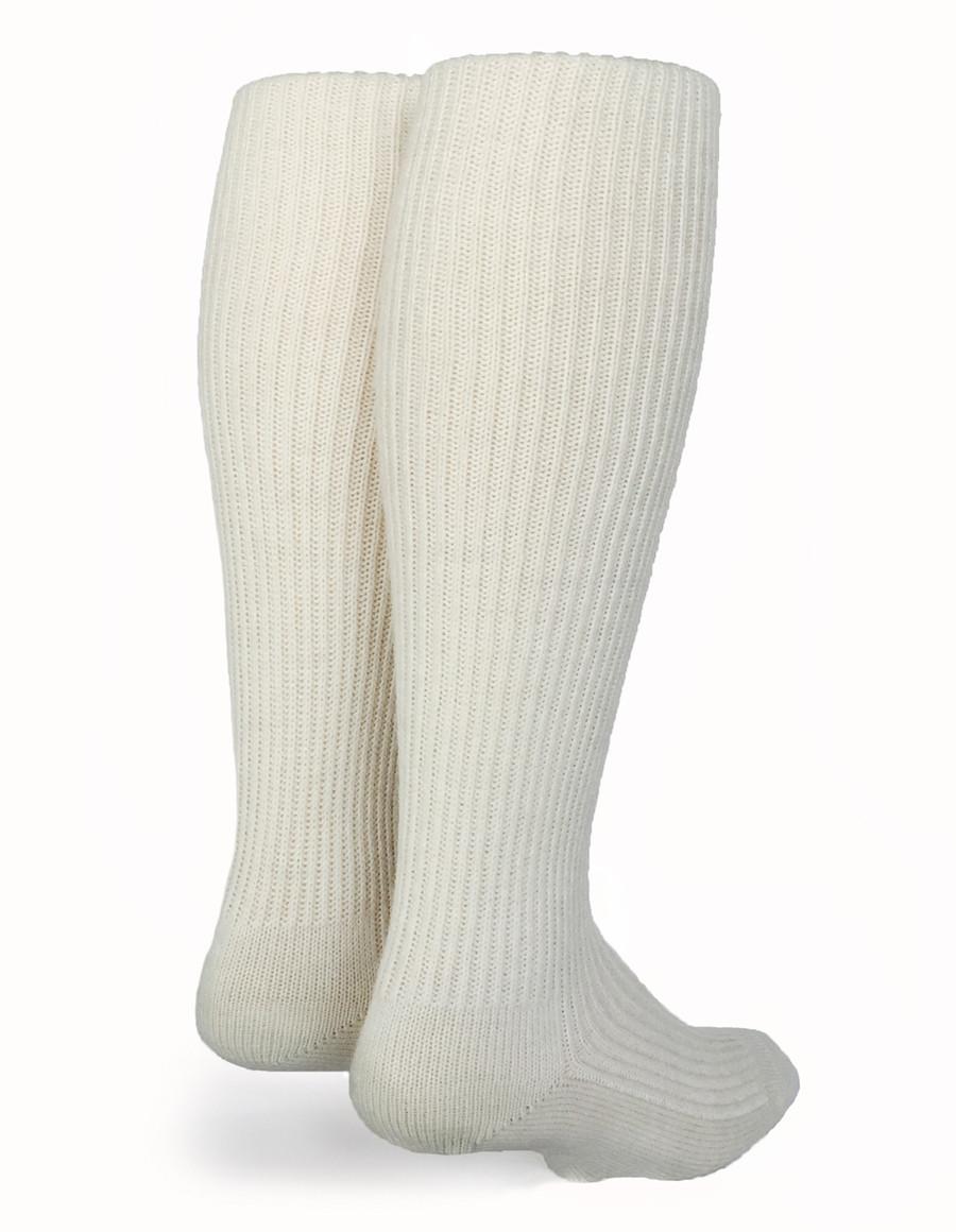 Old Fashioned Tender Tube Socks Back