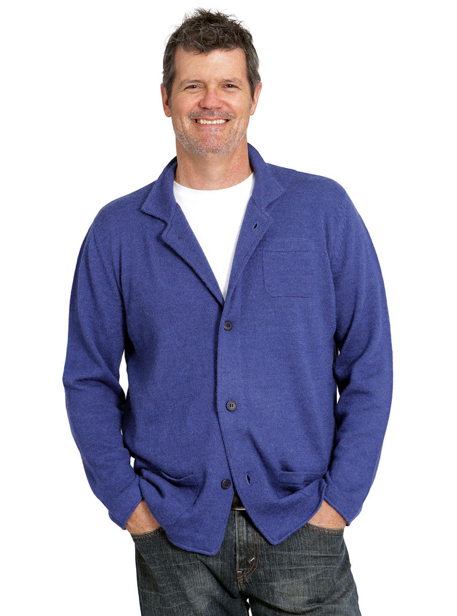 The Batted Sweater Blazer Thumbnail