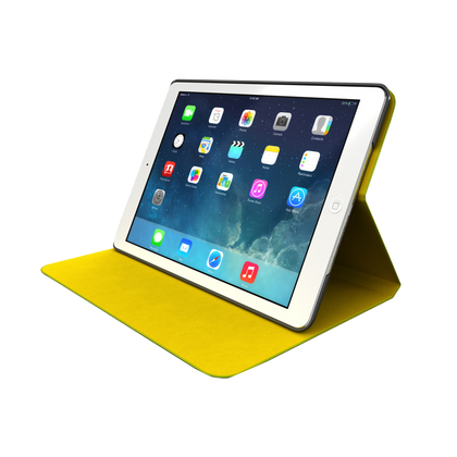 for iPad Air 2 Green Yellow