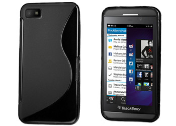iMovement Blackberry Leap Case and Screen Protector Bundle