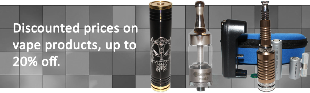 Sale On Vape Products