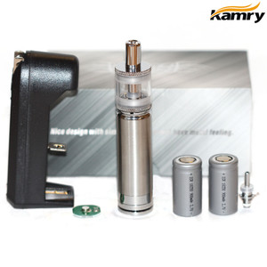Kamry K103 Mechanical Mod Starter Kit - Stainless Steel