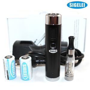 Sigelei Mini Zmax Variable Voltage Starter Kit - Black