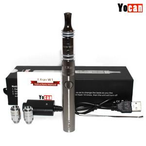 Yocan EXgo W1 Nero Technology Starter Kit
