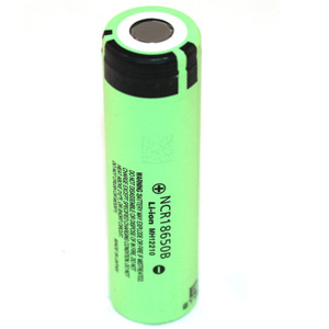 Panasonic NCR18650B 3400mAh Flat Top Rechargeable Li-ion Battery