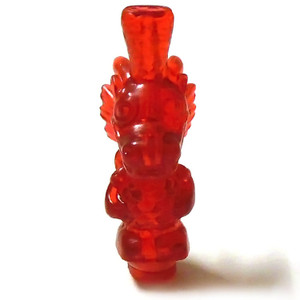 Dragon Plastic 510 Drip Tip - Red