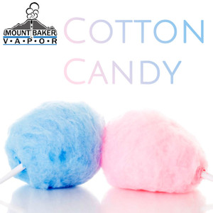 Mount Baker Cotton Candy E-Liquid