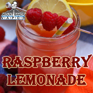 Mount Baker Raspberry Lemonade E-Liquid