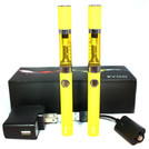 Yellow eVod 900mAh Starter Kit