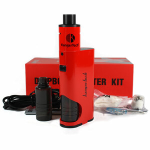 Kangertech Dripbox Starter Kit - Red