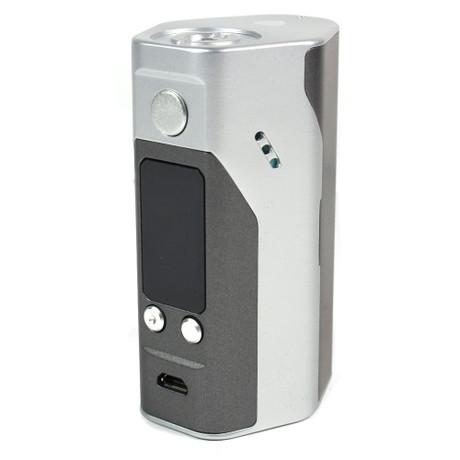 Wismec Reuleaux RX200S 200W TC Box Mod - Silver & Gray