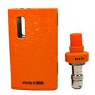 Orange Wrinkle Joyetech eGrip II Light 80W 2100mAh Starter Kit