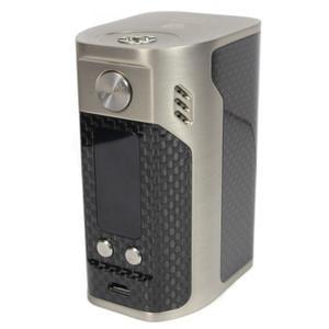 Wismec Reuleaux RX300 300W TC Box Mod - Silver (Carbon Fiber)
