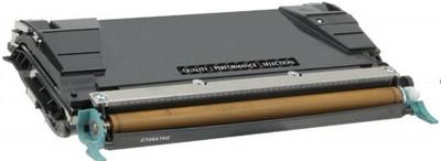 Black Toner Cartridge for Lexmark C520, C522, C524, C530, C532 & C534 Laser Printer